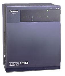 Мини-АТС PANASONIC KX-TDA 100 и KX-TDA 200 поддерживают все виды...